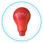 LED Color Bulb_RED 02