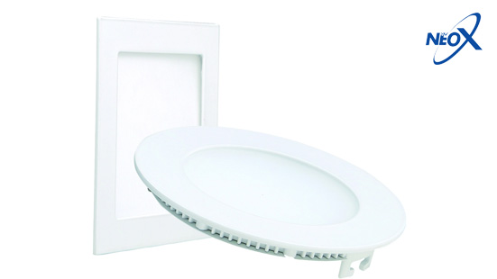 NEO X DownLight LED Product - DownLight SuperSlim กลม เหลี่ยม 01