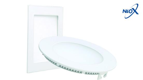 NEO X DownLight LED Product - DownLight SuperSlim กลม เหลี่ยม 01