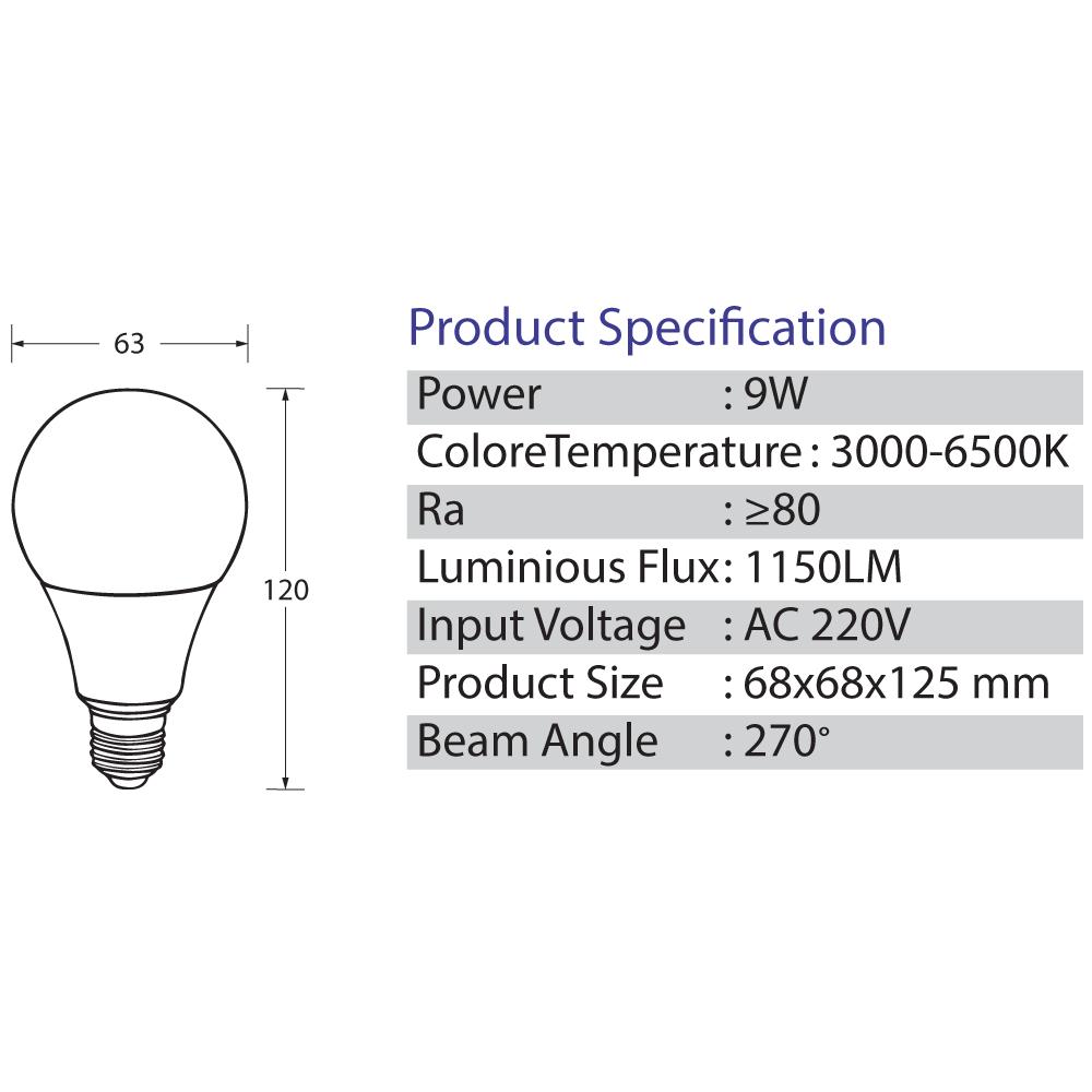LED-Sensor-Bulb